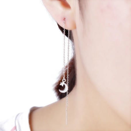 Image of Moonchild ear threader
