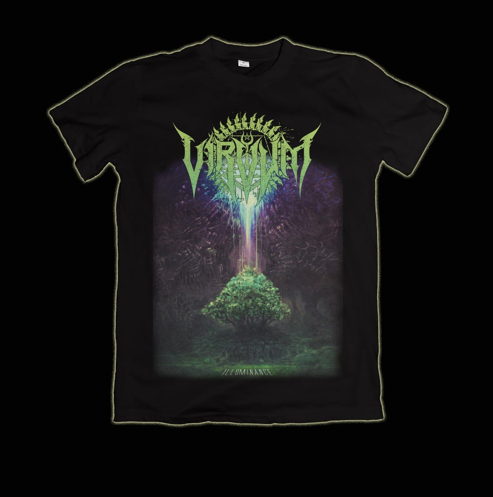"Image of T-Shirt ""Illuminance"""