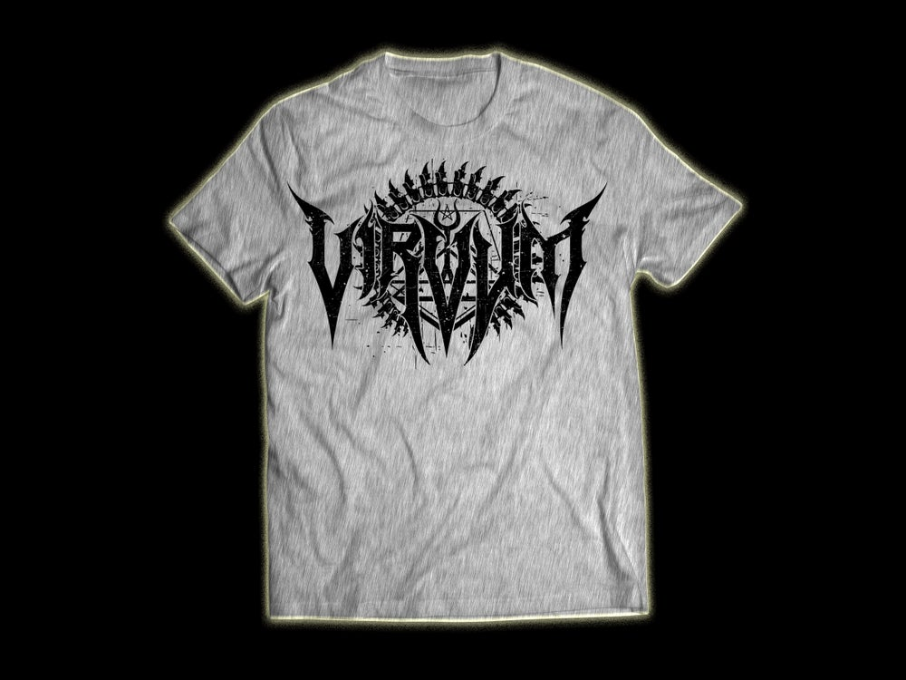 "Image of T-Shirt ""Logo Grey"""