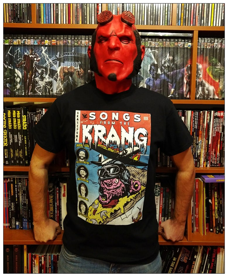 Image of Comics shirt
