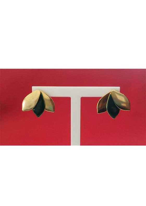 Image of PETALES - Boucles d'oreilles clous