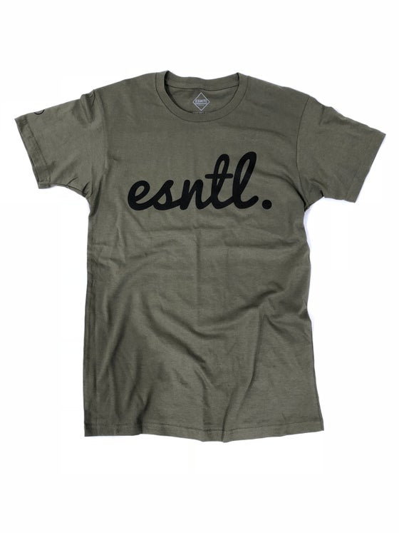 "Image of ESNTL ""Classic"" Army Green"