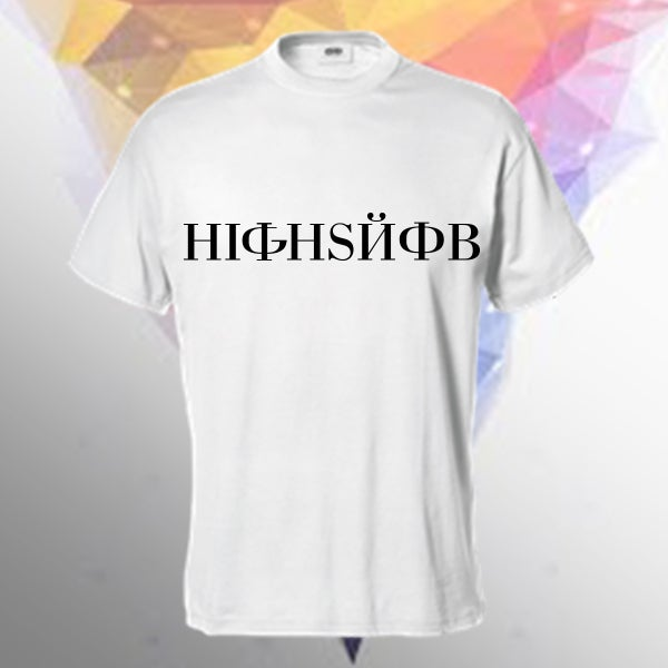 "Image of ""Highsnob"" TEE"