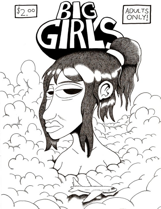 Image of Big Girls Zine