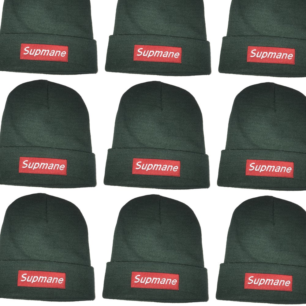 Image of Supmane Evergreen Beanie