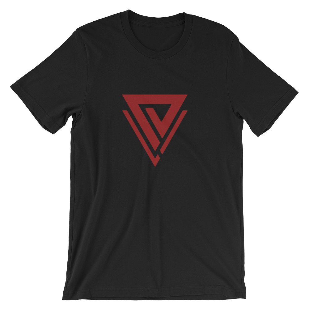 Image of Crimson Crest Shirt