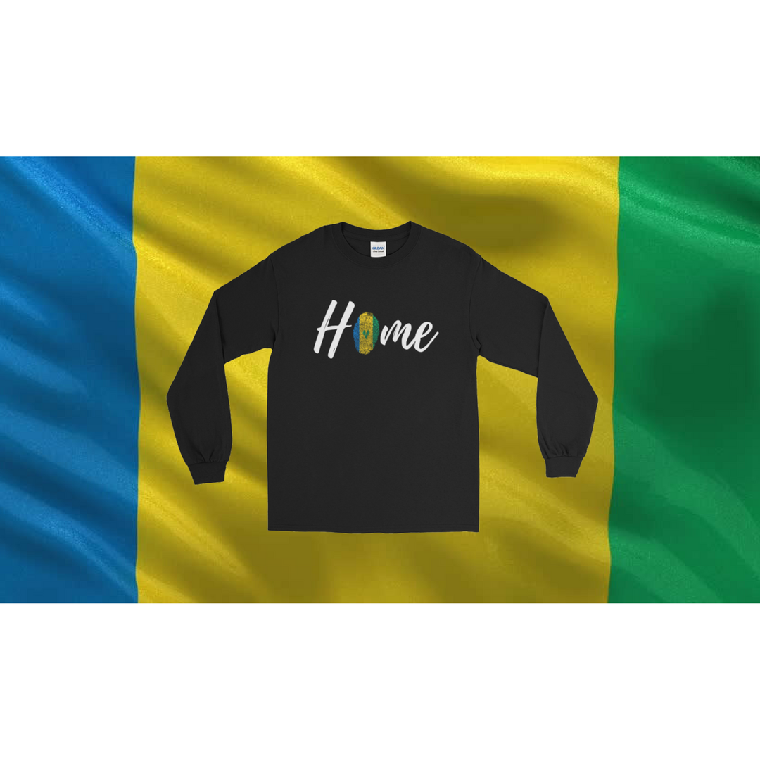 Image of Home Is Always In My DNA Dominica, Grenada, St.Lucia, St.Vincent, Turks & Caicos