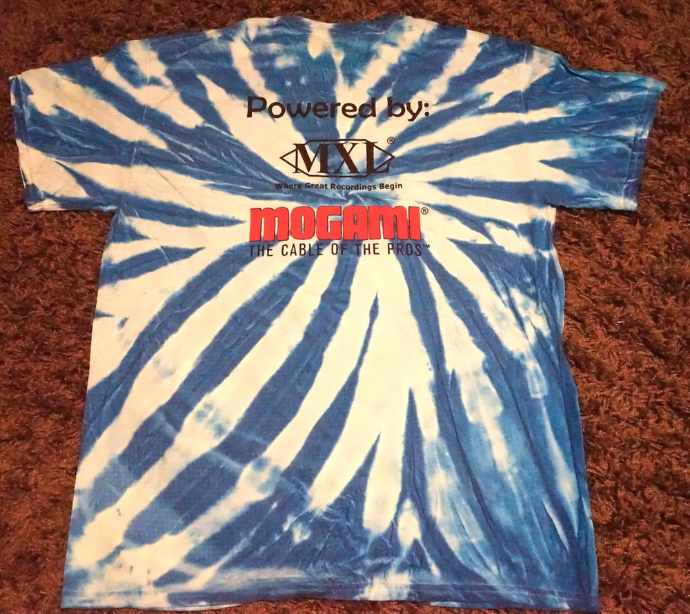 Image of Limited Edition Tye Dye Glow In The Dark