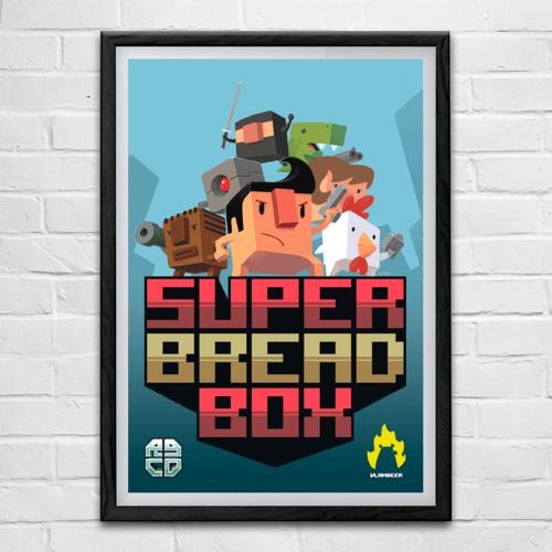 Image of Super Bread Box (Commodore 64)