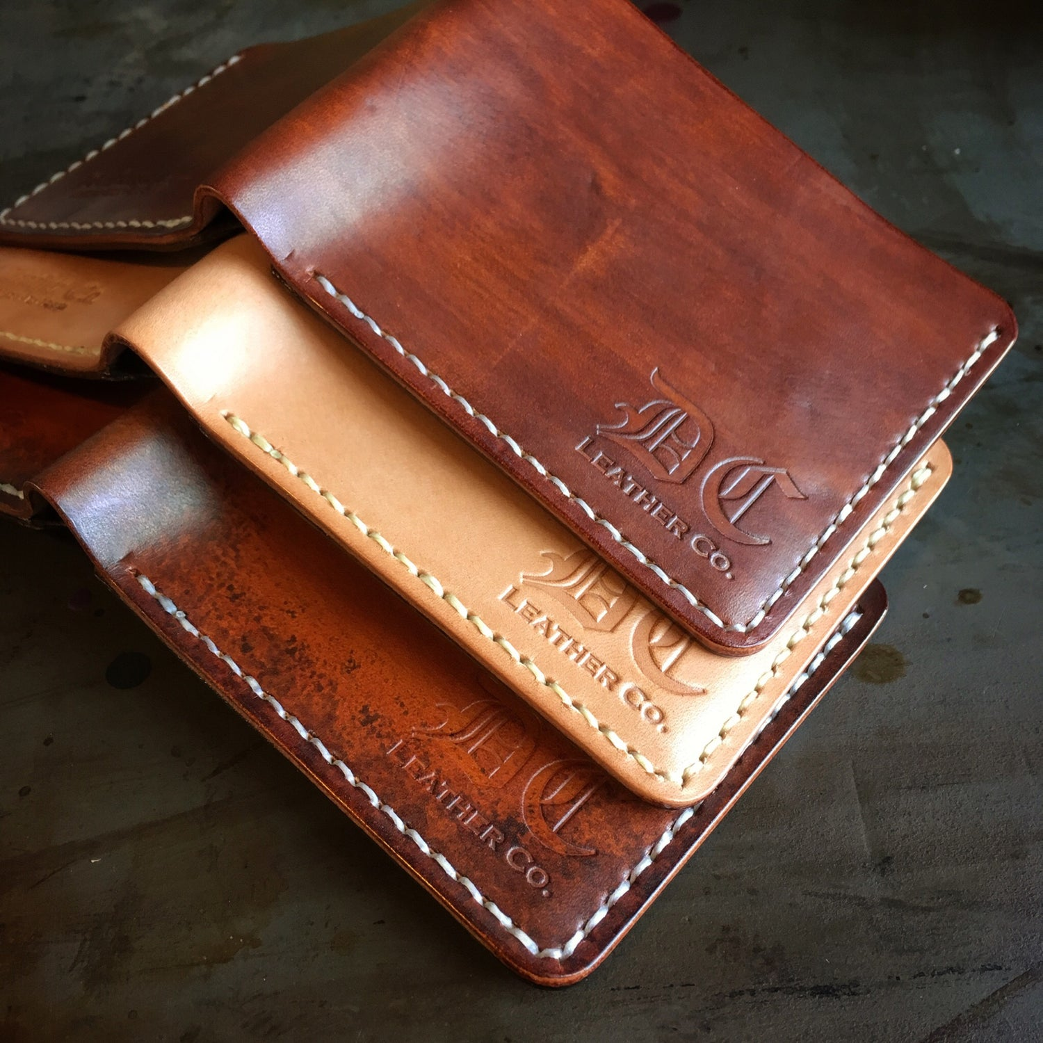 Image of The Regal Billfold - Made to Order