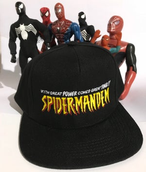 Image of Spidermandem SnapBack