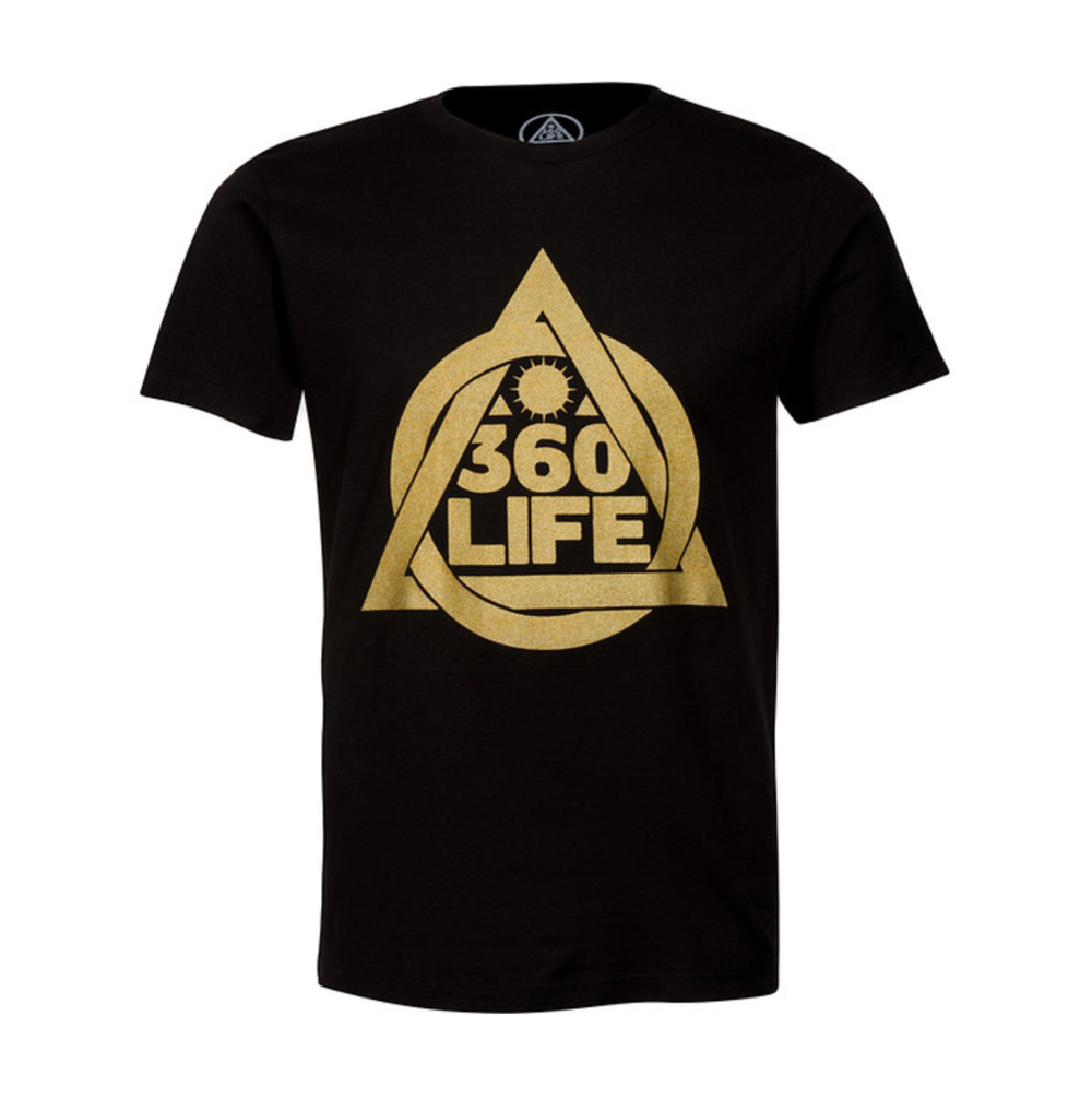 Image of Gold Life Tee