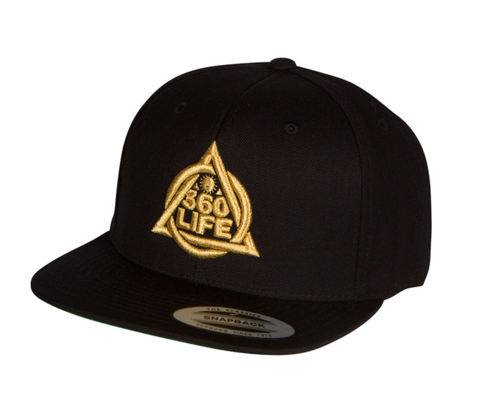Image of Gold Life Snapback