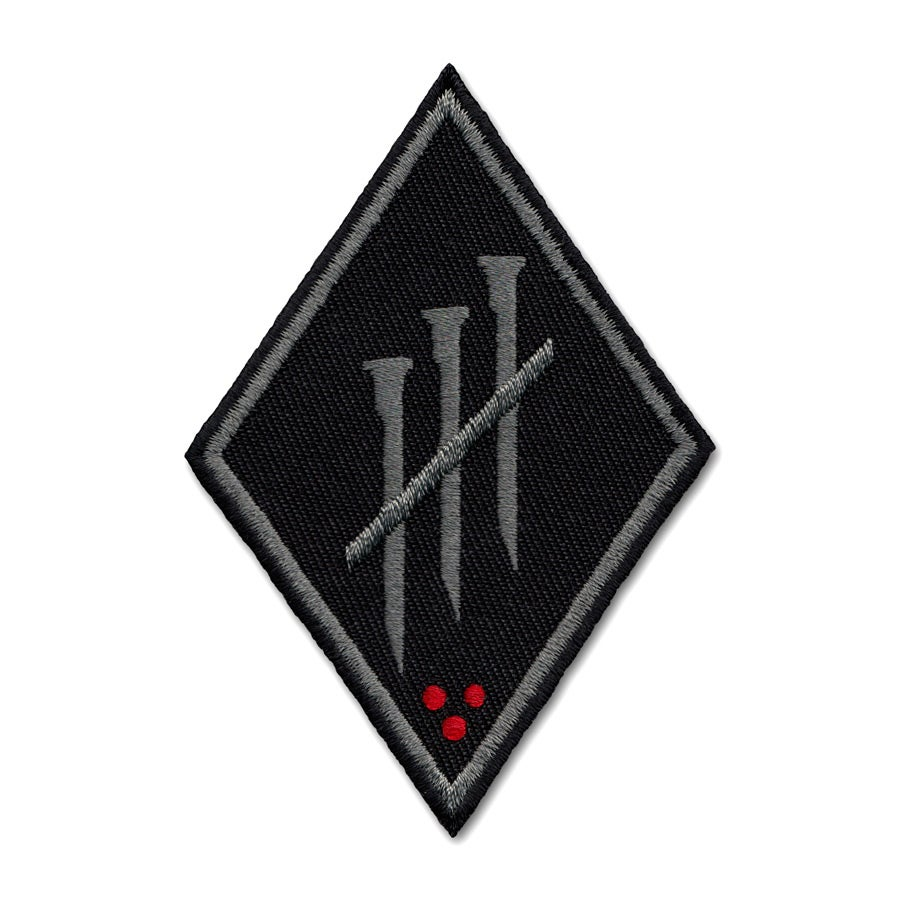 Image of No Sacrifice Patch