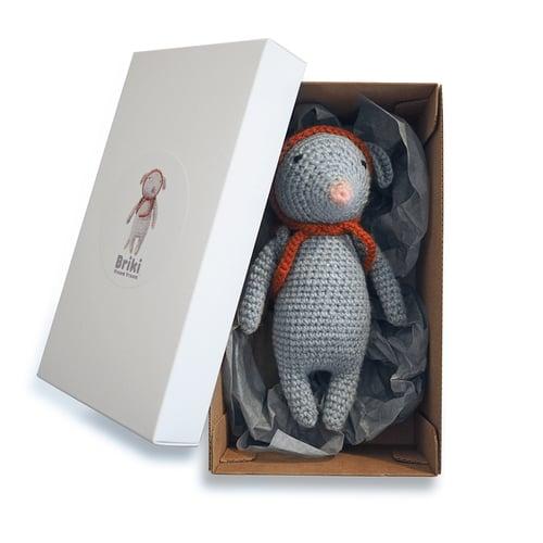 Image of Souris en crochet