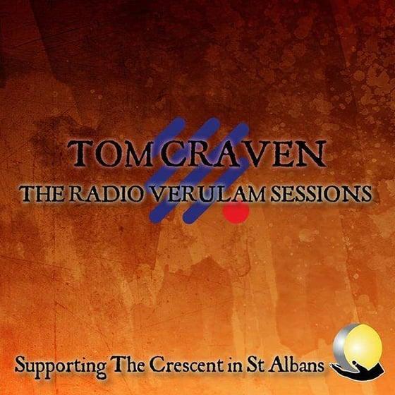 Image of The Radio Verulam Sessions (2017) - CD LP