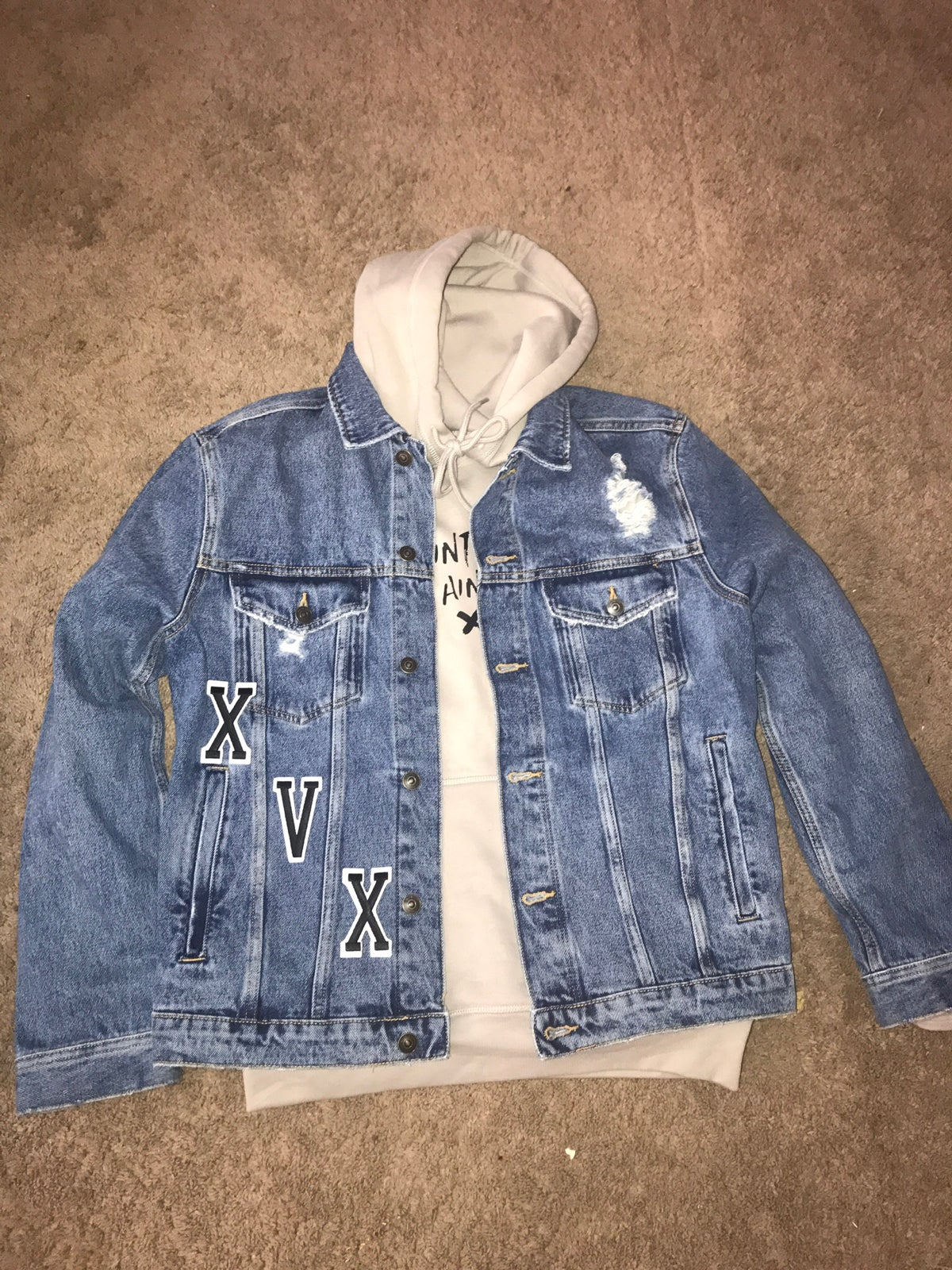 Image of XVX Jean Jacket