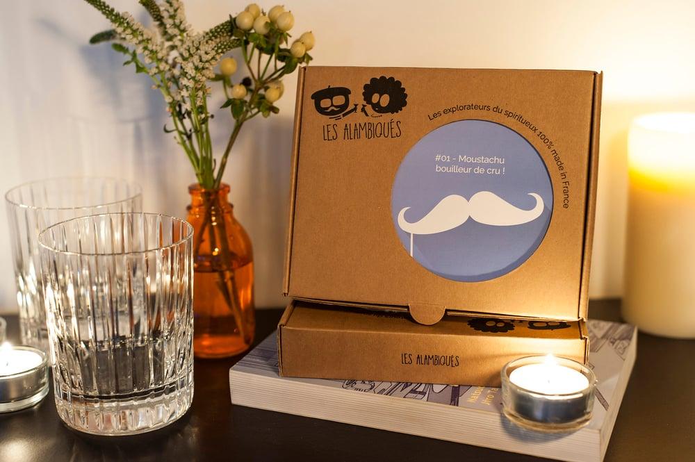 Image of BOX#1 Moustachu Bouilleur de Cru