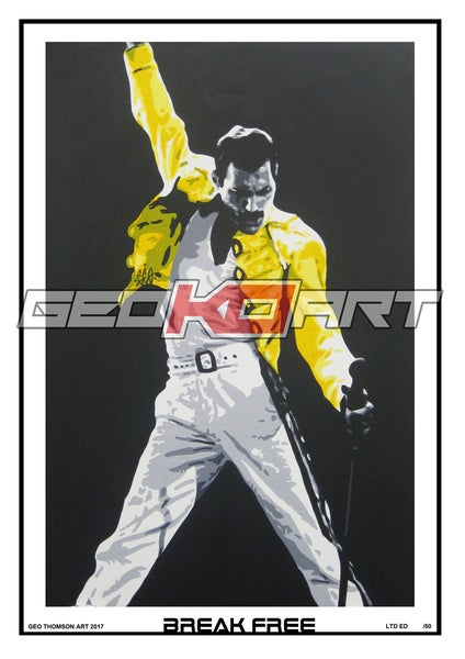 Image of FREDDIE MERCURY QUEEN