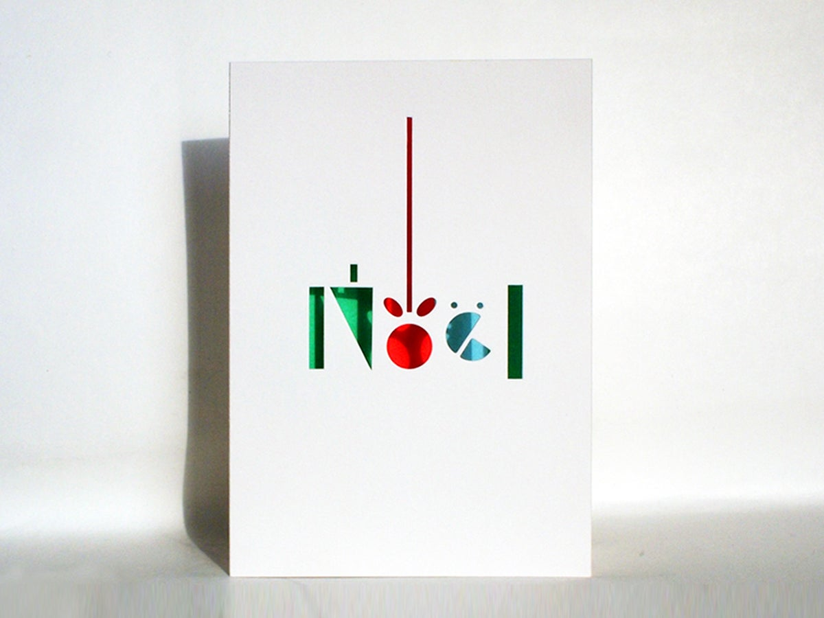 Image of 4 x Noel Cards