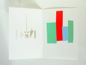 Image of 4 x Noel Cards