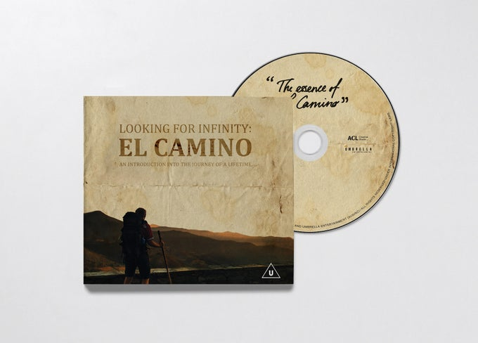 Image of Looking For Infinity: El Camino (Exhibition Blu-Ray)