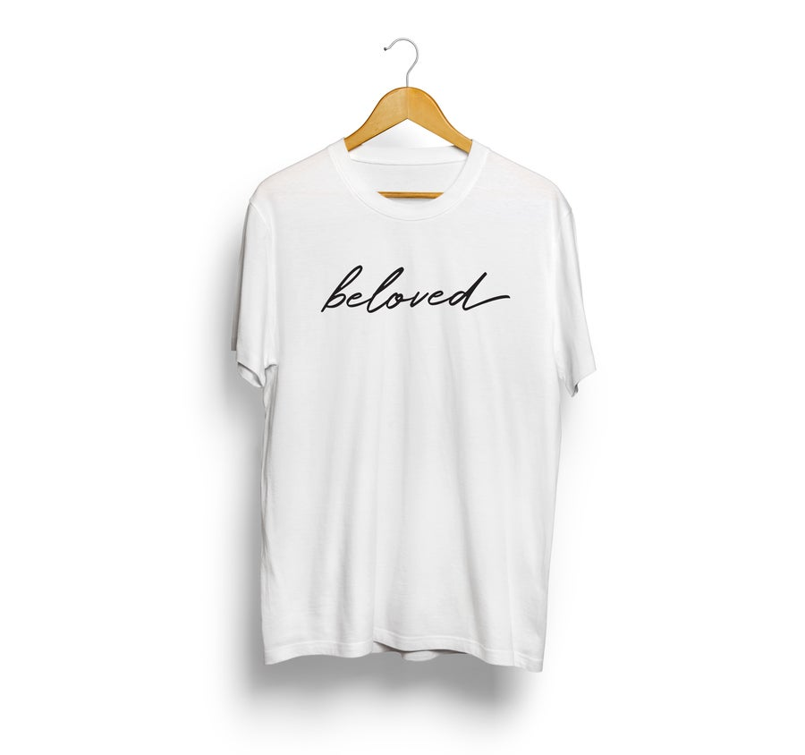 Image of Beloved Tee - White