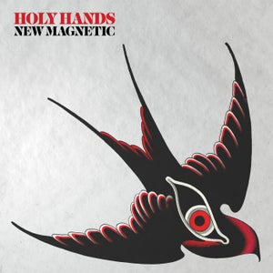 Image of AA!#77 HOLY HANDS NEW MAGNETIC LP