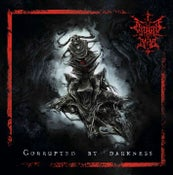 "Image of THRONE OV BLOOD ""Corrupted By Darkness"""