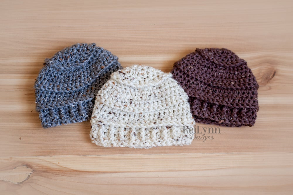 Image of Solid Beanie **More Colors**