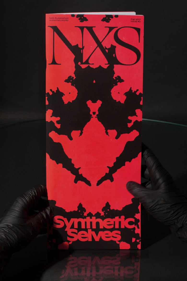 Image of NXS Issue #2: Synthetic Selves