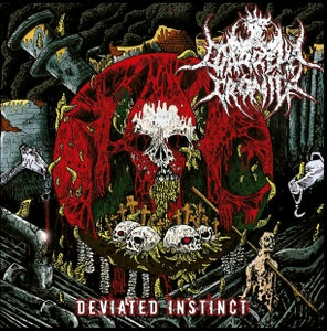 "Image of DIARRHEA CHRONICA ""Deviated Instinct"""