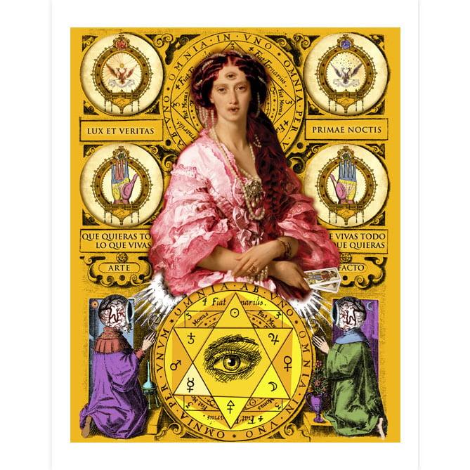 Image of Madame Zena - Print