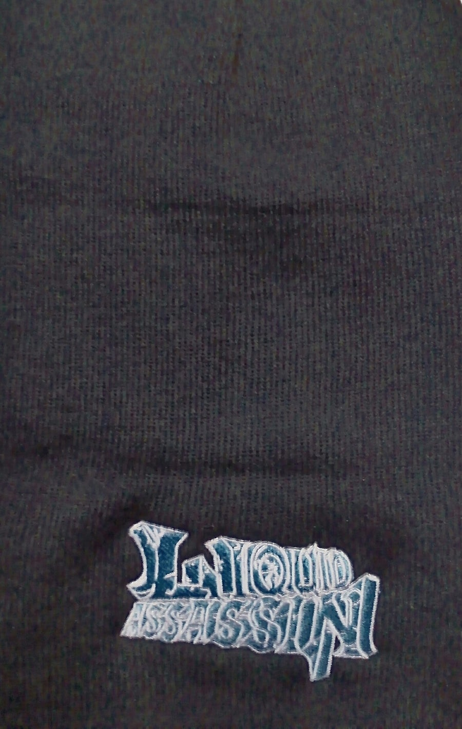 Image of LIQUID ASSASSIN - Mulatto Blue Beanies