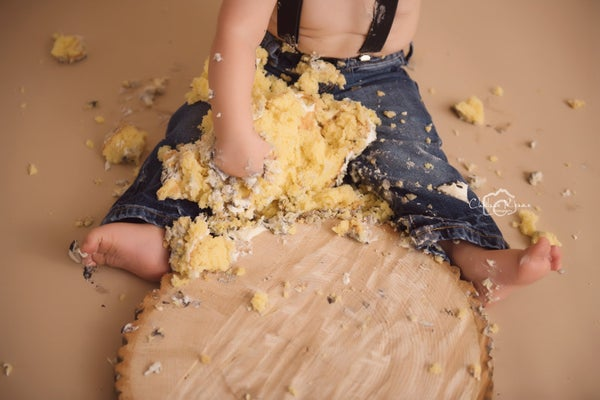 Image of One Year Cake Smash Session