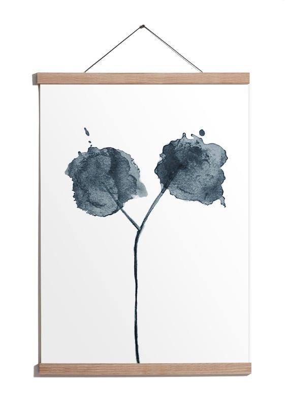 Image of Magnetic Oak Frame B2, 50 cm.