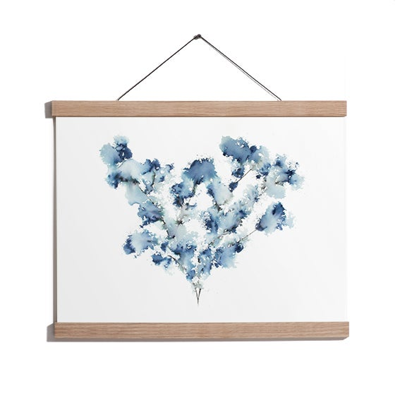 Image of Field Flower Blue // SOLD OUT