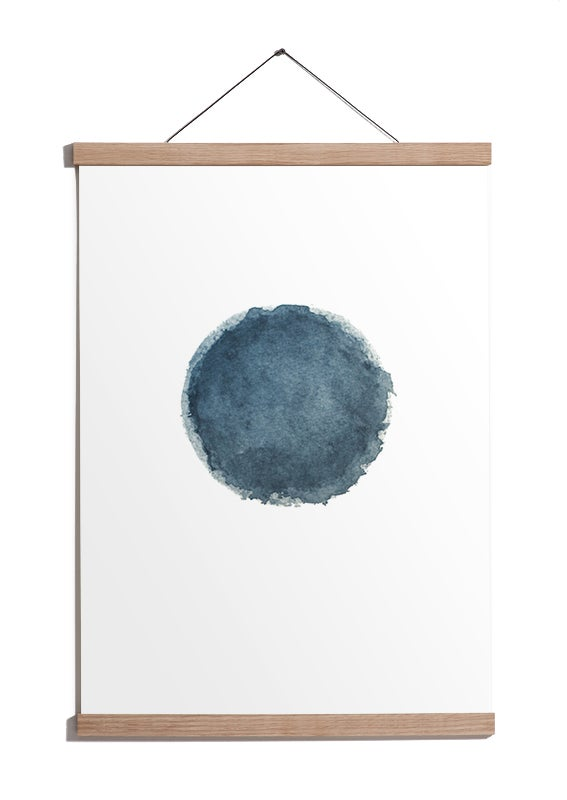 Image of Blue Water Moon // SOLD OUT