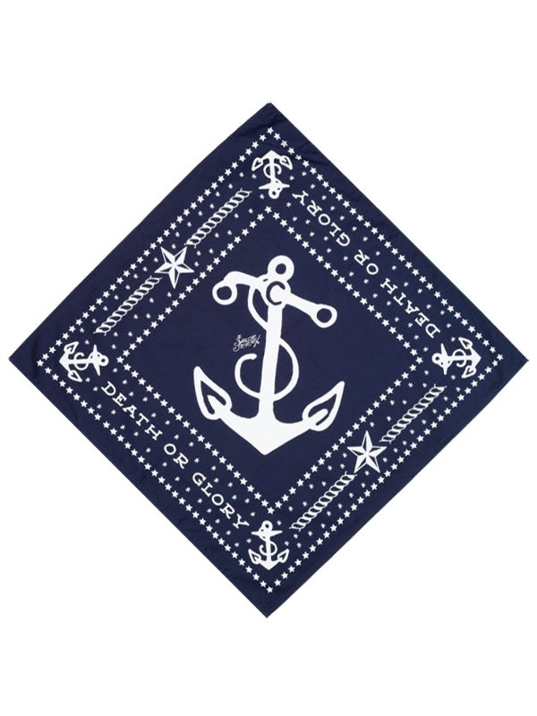 Image of Sailor Jerry Bandana - Anchor
