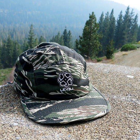 Image of LEVEL 5 Panel Hat