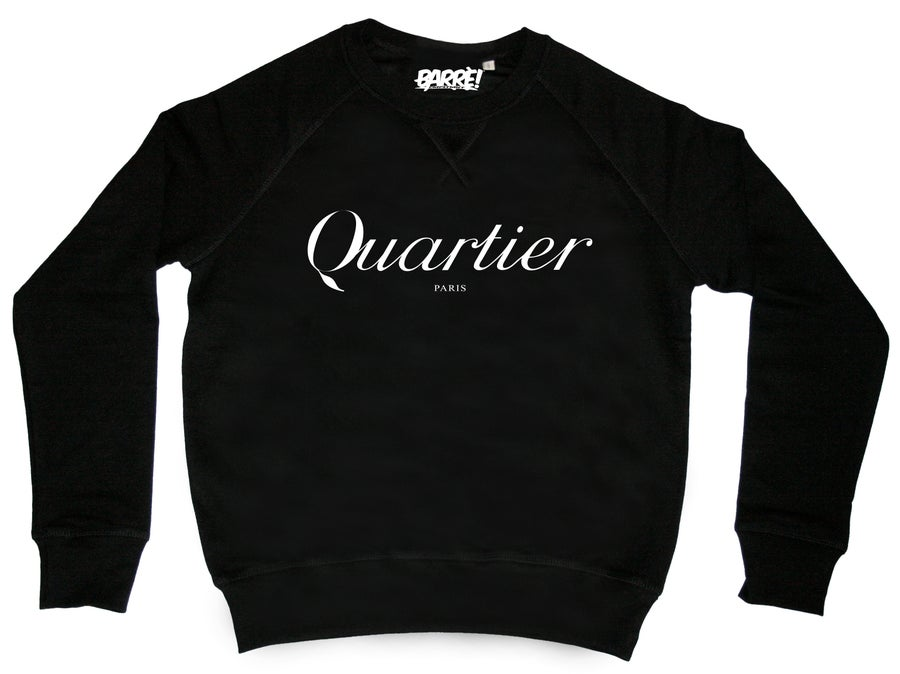 Image of Crewneck QUARTIER
