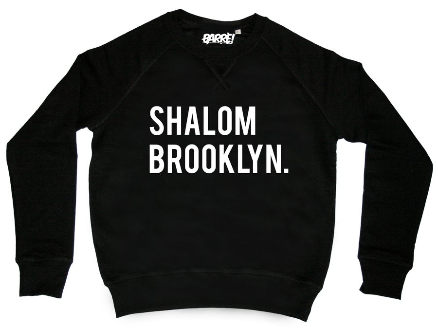 Image of Crewneck SHALOM BROOKLYN