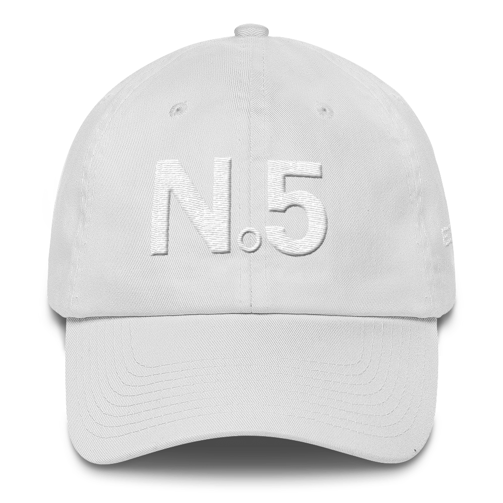Image of The N.5 Dad Hat