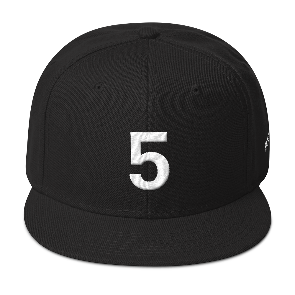 Image of The 5 SNAPBACK