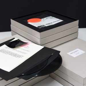 "Image of PUBLIC FOLDER #3 / Golden Record Edition (Book + 2 x 12"" Vinyl)"
