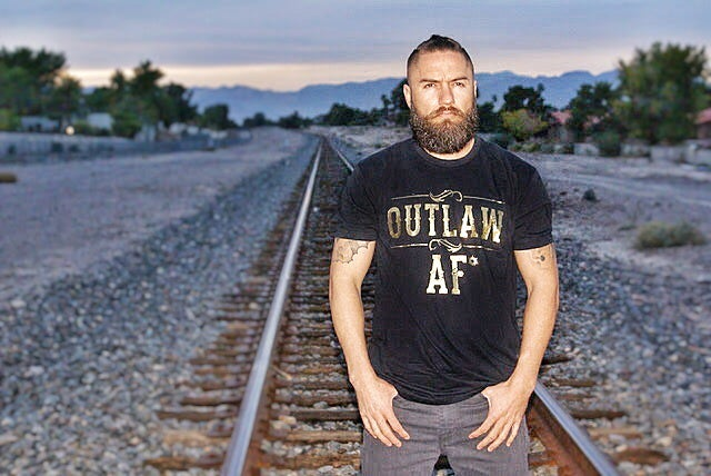 Image of OBB OUTLAW AF* TEE