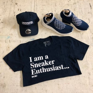Image of SNEAKER ENTHUSIAST TSHIRT