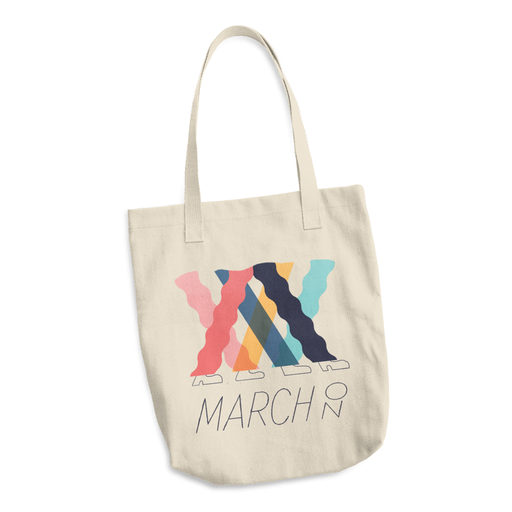 Image of March On Tote