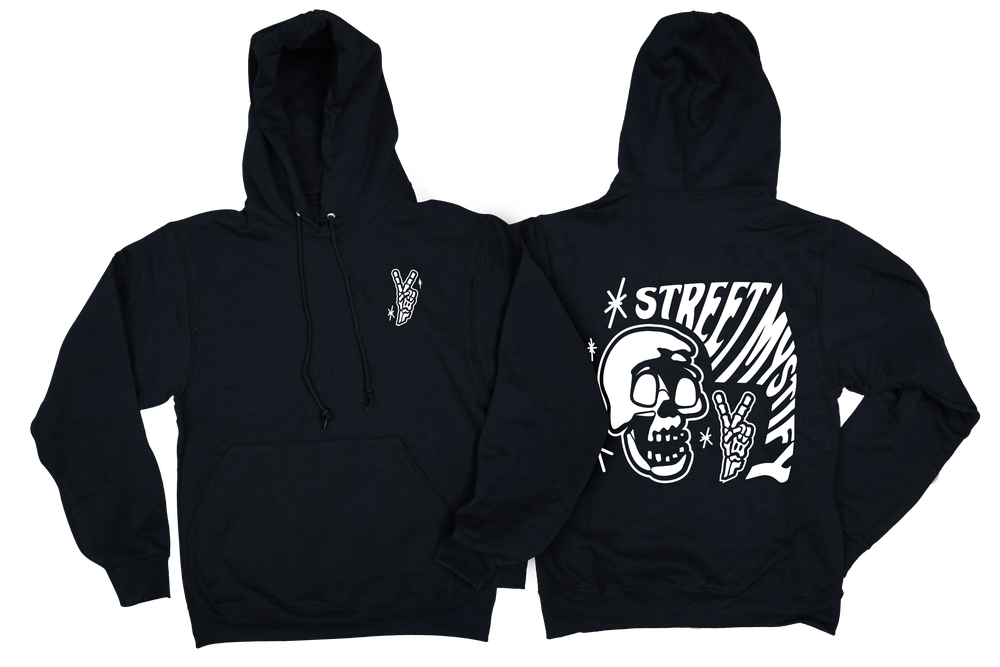 Image of STREET MYSTIFY Hooded