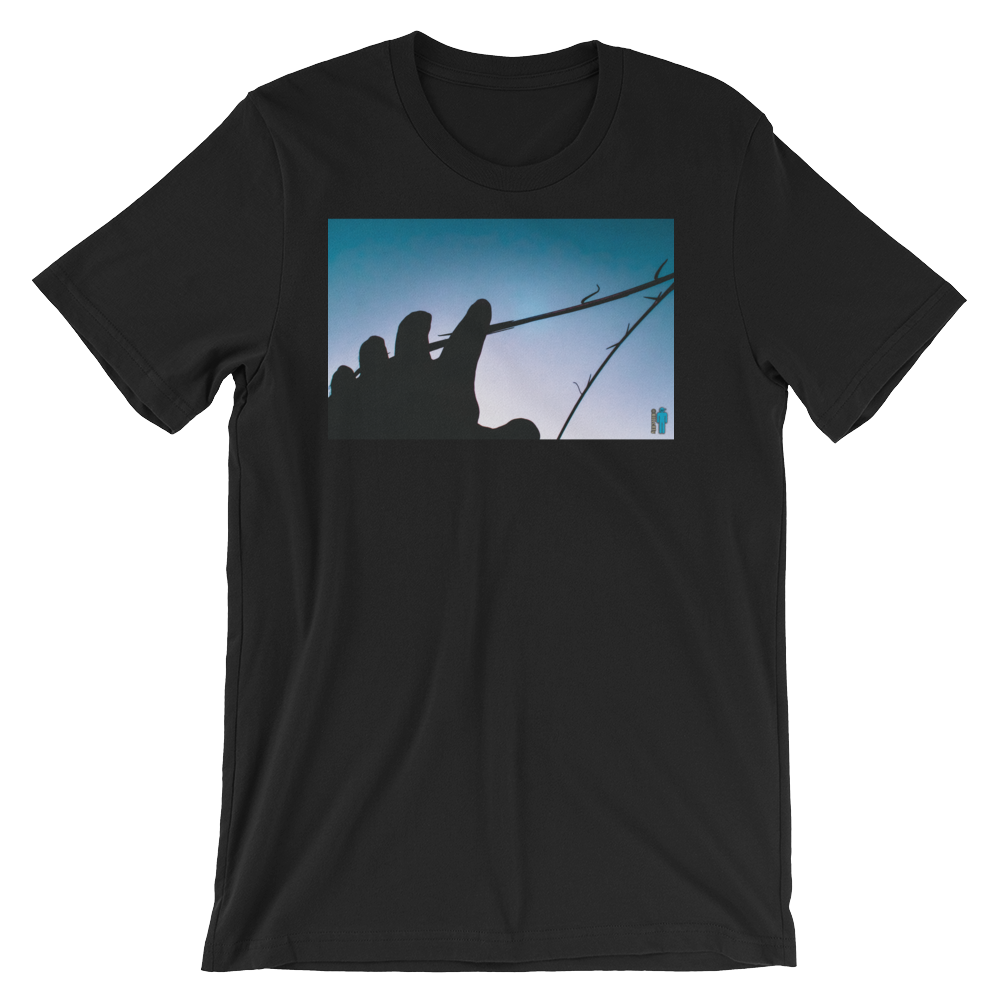 "Image of ""Escape"" Limited Edition T-Shirt. (Black)"
